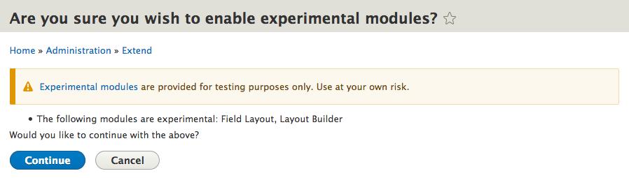 First look - Drupal 8 Layout Builder module | Steve Oliver